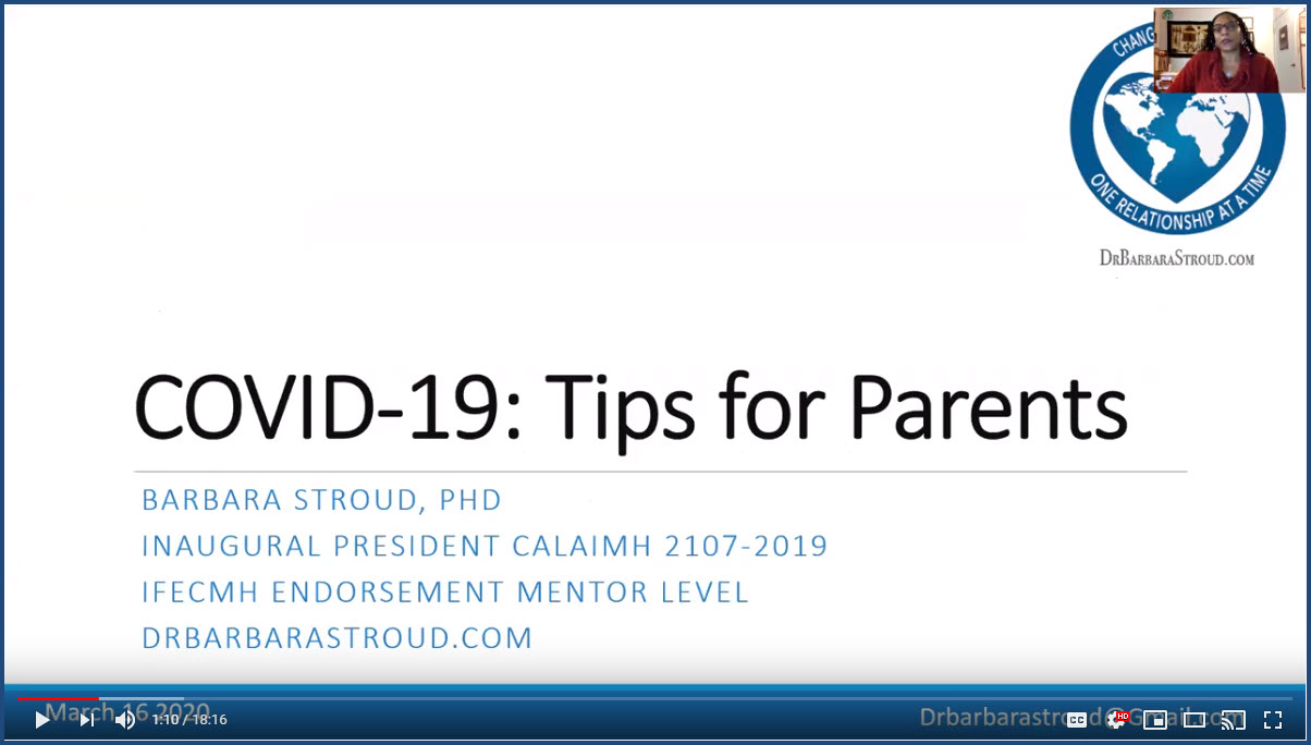 Tips for Parents Video